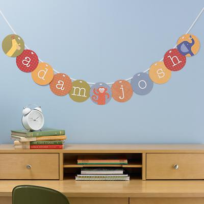 Your Sentiments Exactly Garland Kit