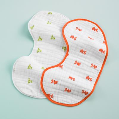 Frog and Goldfish Burpies (Set of 2)