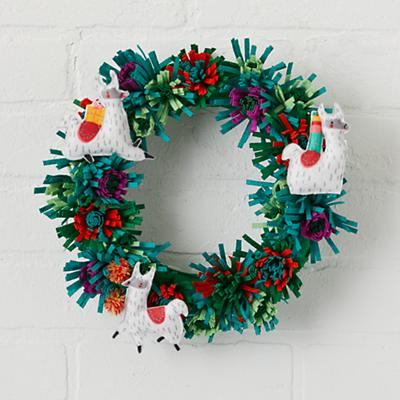 Alpaca_Wreath