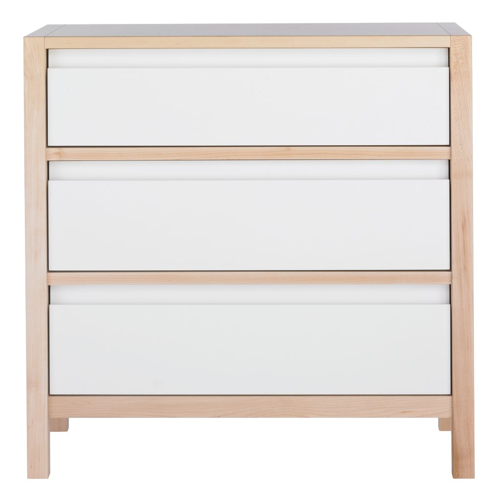 Andersen 3-Drawer Dresser (Maple)