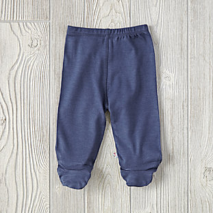Babysoy Footie Pants Pink The Land Of Nod