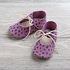Lavender Zuzii Baby Shoes Size 1