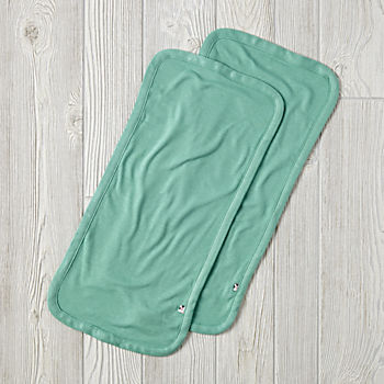 Babysoy Green Burpie Set