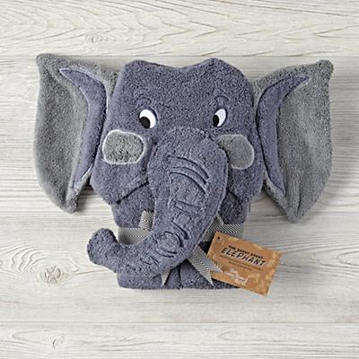 Little Golden Books Hooded Towel (Saggy Baggy Elephant)
