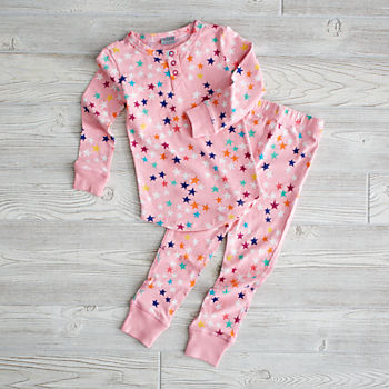 2T Superstar Pajamas (Pink)