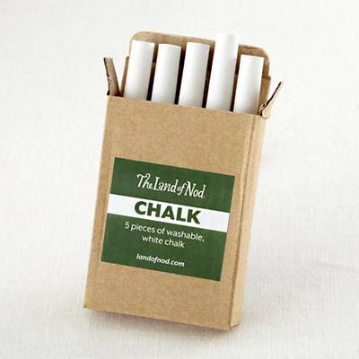 White Chalk (Set of 5)