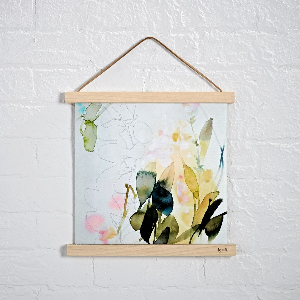 Maple Wood Picture Frame