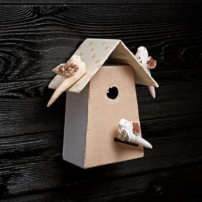 Large Bird House 1