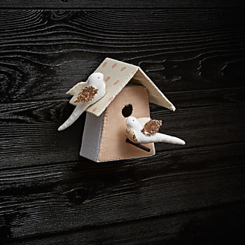 Medium Bird House 1