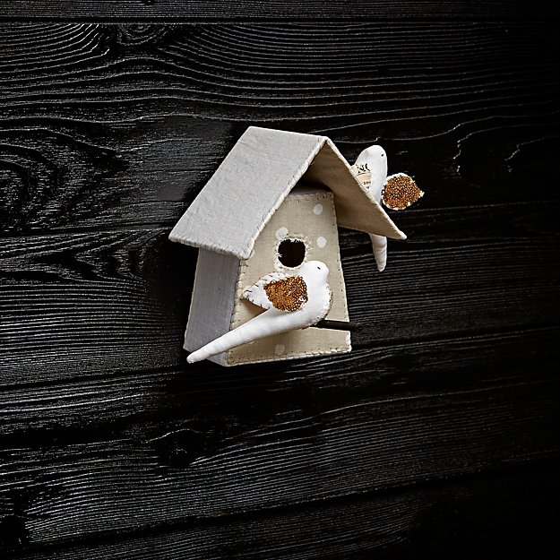Medium Birdhouse 3 by Tamar Mogendorff