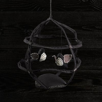 Medium Birdcage (Black)