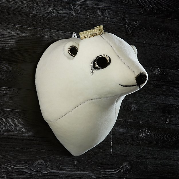 Boy Polar Bear Decor by Tamar Mogendorff