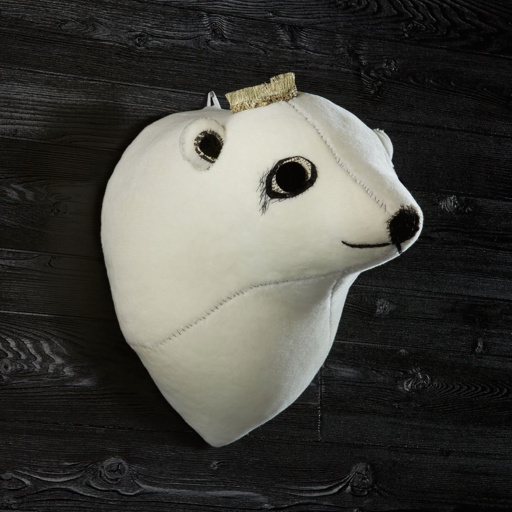Boy Polar Bear Decor