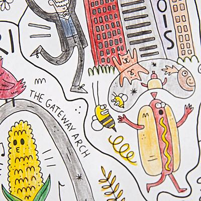 Arts_Crafts_Giant_Coloring_Poster_America_Details_v2