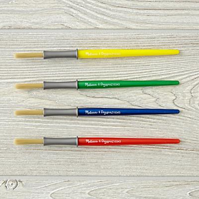 Paint the Town Brushes (Set of 4)