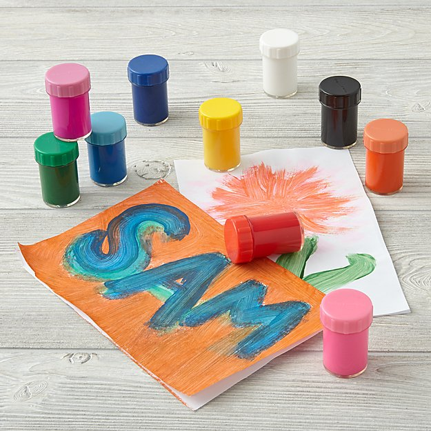 Paint the Town Poster Paint (Set of 10)