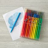 Seriously Fine Markers (Set of 36)