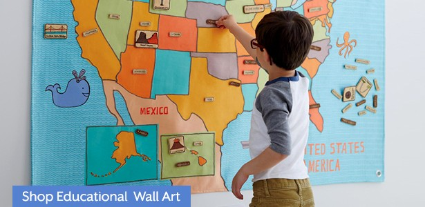 Shop Educational Wall Art