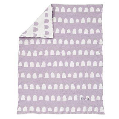 Baby_Blanket_Simple_Pattern_Lavender_Silo