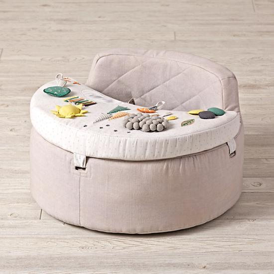 busy baby activity chair the land of nod. Black Bedroom Furniture Sets. Home Design Ideas