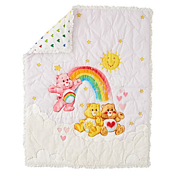 Care Bears Baby Quilt