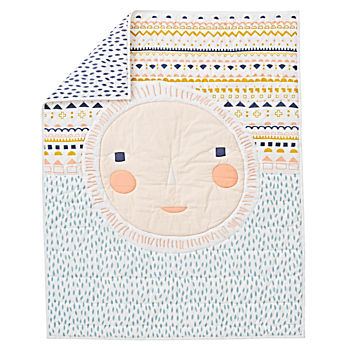 Night and Day Baby Quilt