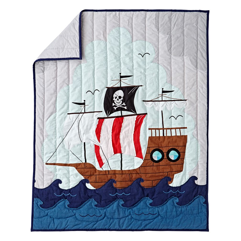 Pirate Changing Pad Cover The Land Of Nod