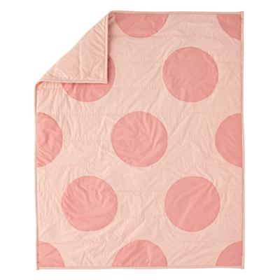 Baby_Quilt_Polka_Dot_Pink_Silo