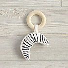 Moon Celestial Baby Rattle