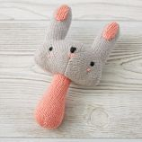 Love Handle Rattle (Bunny)