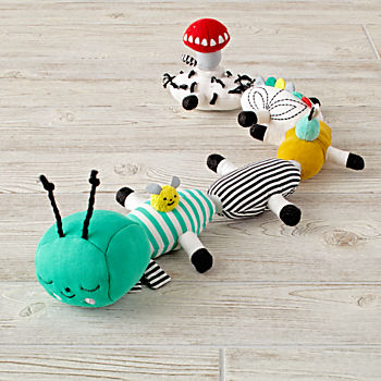 Caterpillar Plush Baby Toy