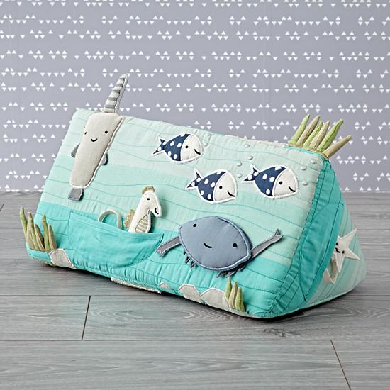 Sea Life Tummy Time Toy