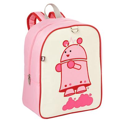 Ms. Book-Bot Backpack