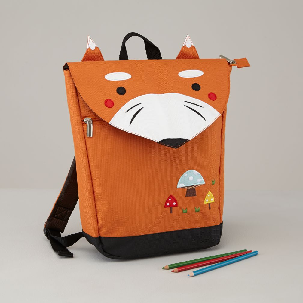 Teacher's Pet Backpack (Fox)