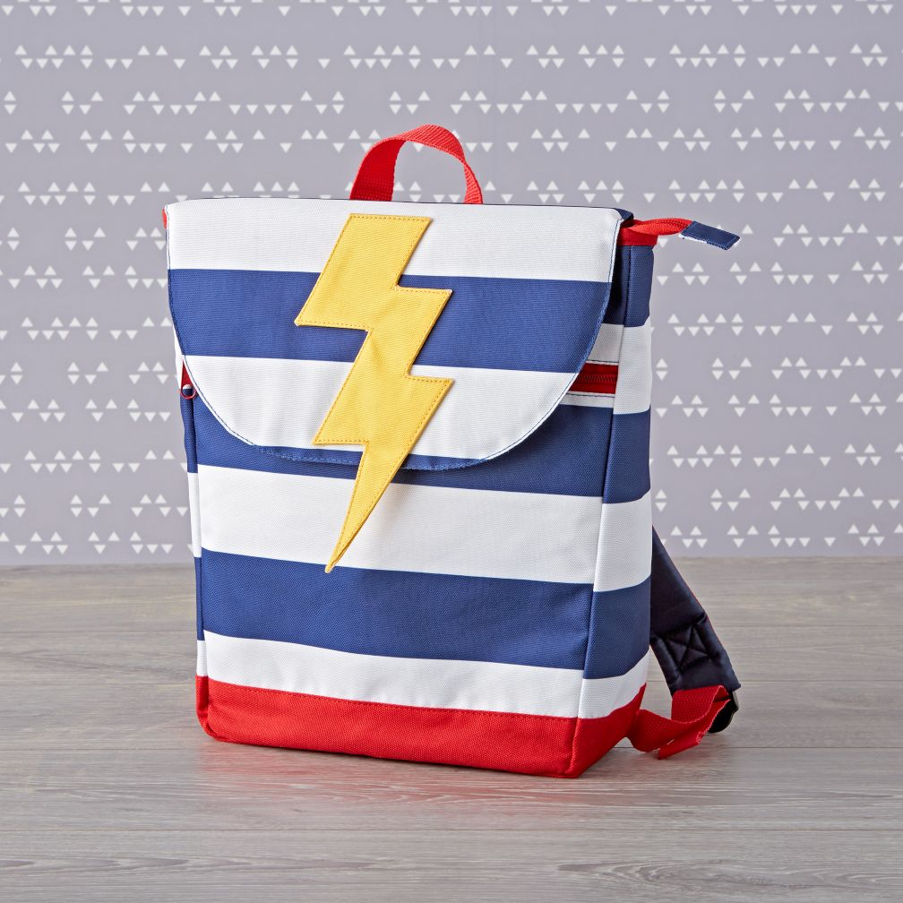 Lightning Bolt Backpack