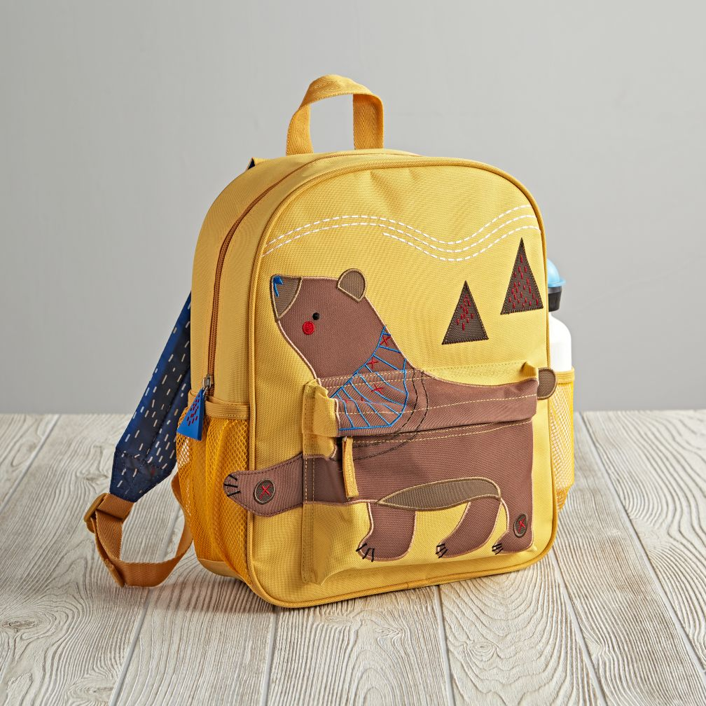 Wild Side Backpack (Bear)