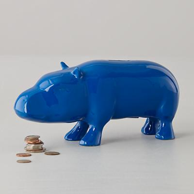 Feed the Animal Bank (Hippo)