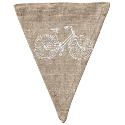 Bike Achievement Banner Flag