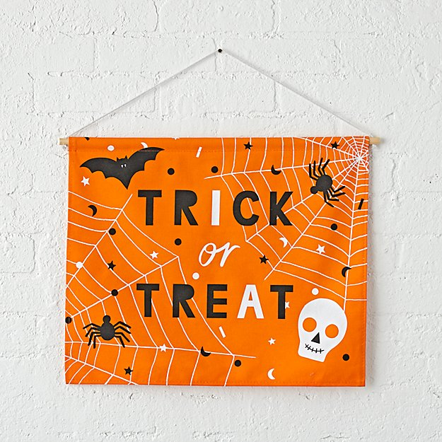 Not So Scary Halloween Banner