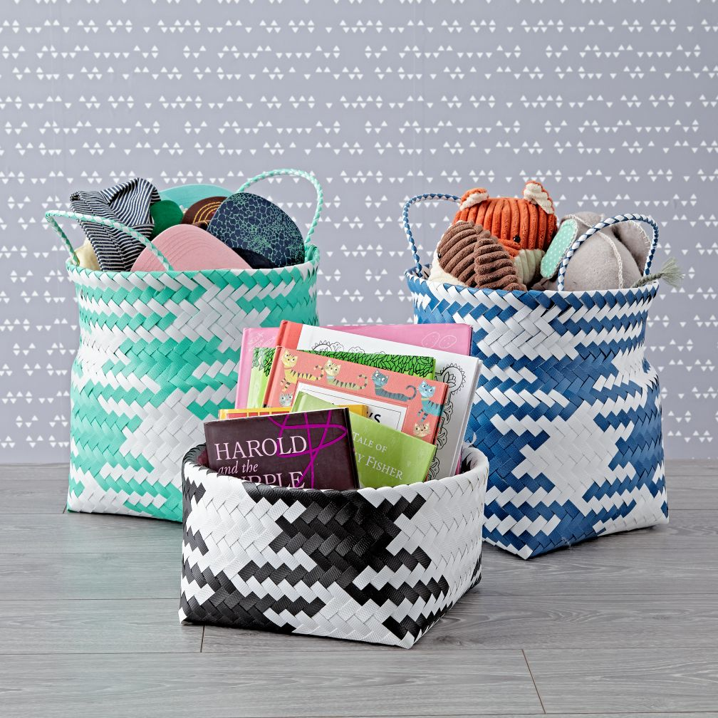 Indoor/Outdoor Small Folding Storage Bin