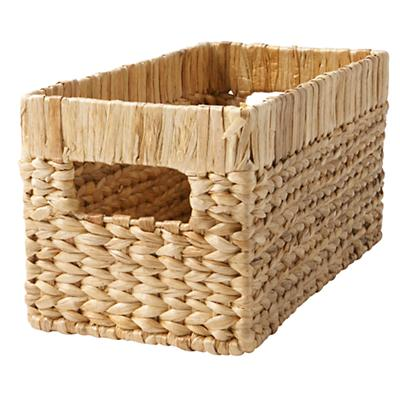 Wonderful Wicker Natural Small Changing Table Basket