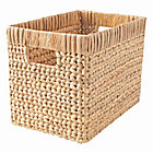 Wonderful Wicker Natural Blake Basket
