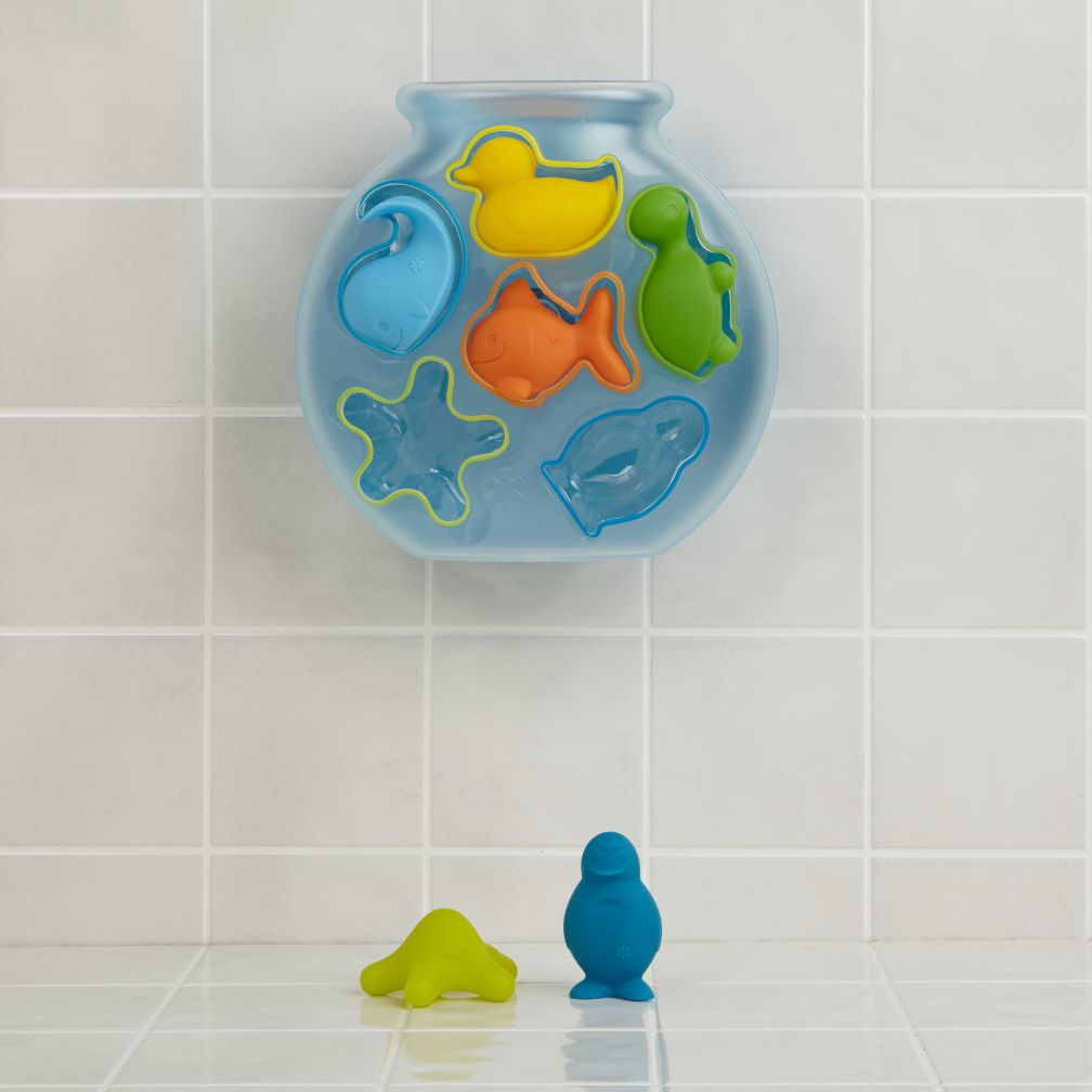 Fishbowl Sorter Bath Toy