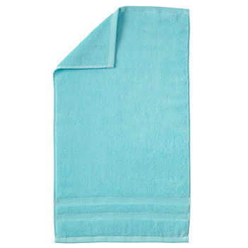 Fresh Start Hand Towel (Aqua)
