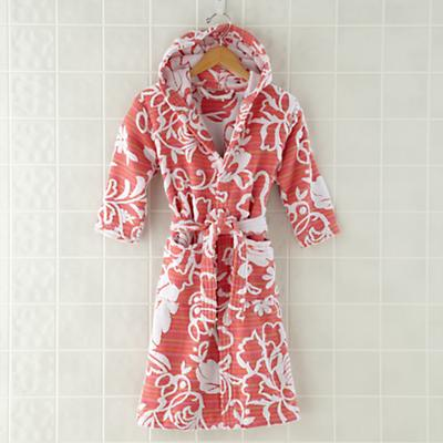 Floral Bath Robe (6-8 yrs)