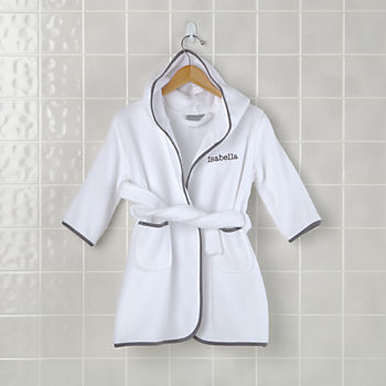 Kids Robes Hooded Towels The Land Of Nod - Bathroom robes