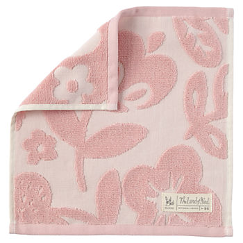 Blooming Jacquard Washcloth