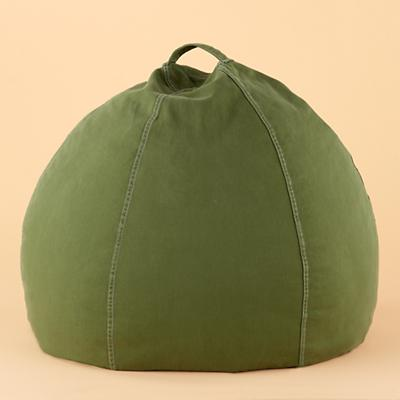 """30"""" Green Beanbag Cover Only"""