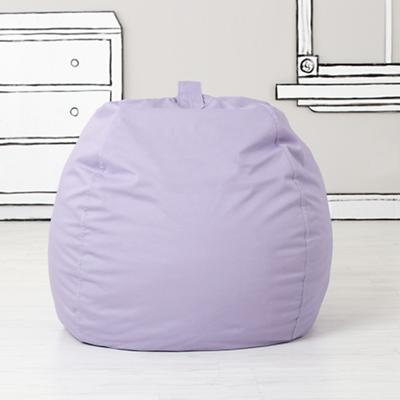 Large Lavender Bean Bag Chair