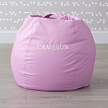 Bean Bag Chairs For Kids Purple kids bean bag chairs | the land of nod